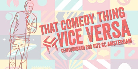 That Comedy Thing Vice Versa | Open Mic tickets