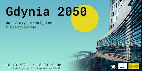 Gdynia 2050. Warsztaty foresightowe z mieszkańcami tickets