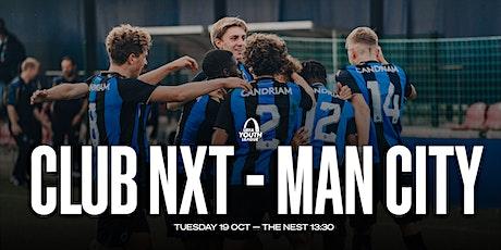 Club NXT U19 - Manchester City U19 tickets