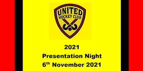 U17 and Senior Presentation tickets
