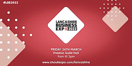 Lancashire Business Expo 2022 tickets