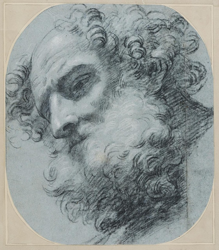 Italian Drawings of the 17th and 18th Centuries in the Teyler Museum image