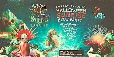 Sutra Holloween || Sunrise Cruise - 31st October 2 AM tickets