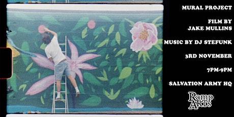 RampArts Mural Premiere tickets