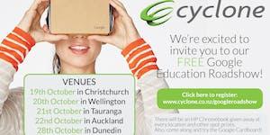 Google Education Roadshow - Wellington
