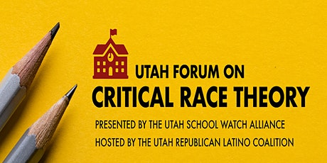 Utah Forum On Critical Race Theory tickets