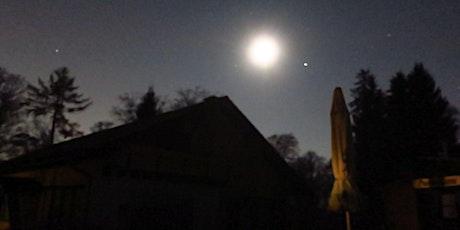 Sa,20.11.21 Wanderdate - Mondscheinwanderung auf dem Altkönig für 35-55 Tickets