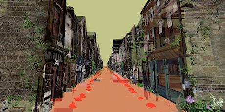 Virtual Tour: Alternative Heritage Walks tickets