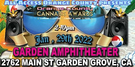 Orange County Cannabis Awards Music Festival 1/29/22 (ALL ACCESS O C ) tickets