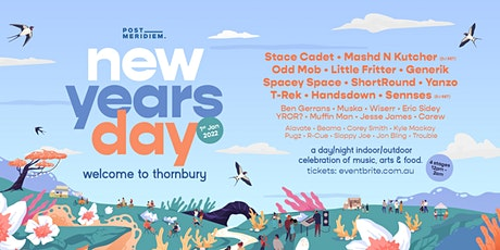 New Years Day 2022 tickets