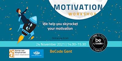 BeCode Gent – Motivation Workshop