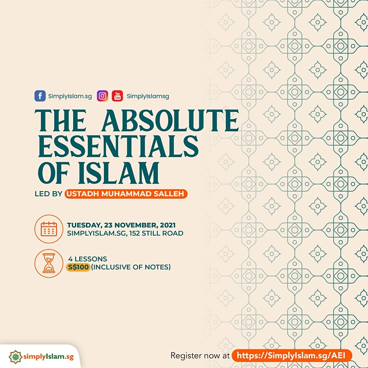 The Absolute Essentials of Islam image