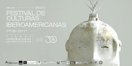 X FESTIVAL DE CULTURAS IBEROAMERICANAS biljetter