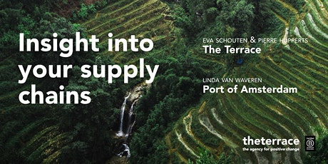 The Terrace webinar - Insight into your supply chains tickets