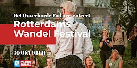Rotterdams Wandel Festival tickets
