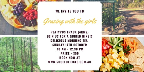 Grazing With The Girls – Platypus Track (4kms) tickets