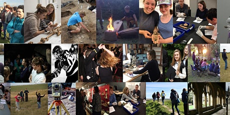 School of Archaeology Graduate Open Day tickets