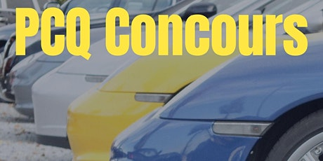 PCQ Concours tickets