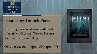 Hauntings Launch Party tickets