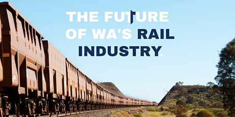 The Future of WA's Rail Industry - Networking with Titan Recruitment tickets