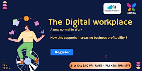 The Digital workplace tickets