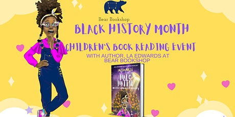Bringing Black History Month to Bear Books: Halo Hattie Book Reading Event tickets