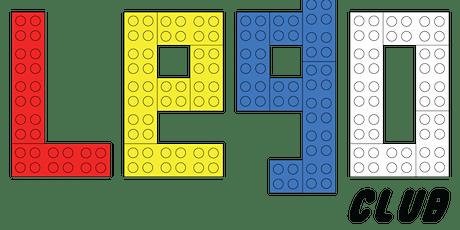 Blackwood Lego Club tickets