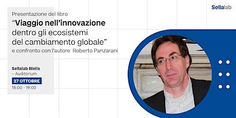 """Presentazione del libro """"Viaggio nell'innovazione"""" biglietti"""