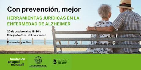 Con prevención mejor.  Asesoramiento jurídico en la enfermedad de Alzheimer entradas