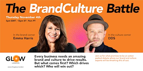 The BrandCulture Battle tickets