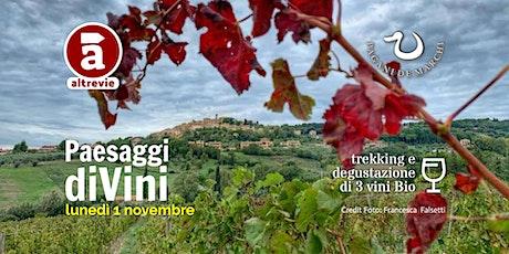 Paesaggi diVini - Trekking con degustazione biglietti