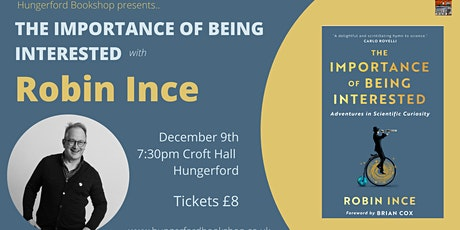 The Importance of Being Interested - Robin Ince tickets
