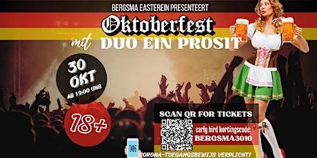 OKTOBERFEST @ BERGSMA EASTEREIN tickets