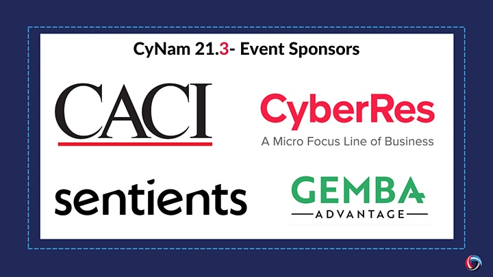 CyNam 21.3-Keeping the Lights on: Building Resilience into our CNI -Virtual image