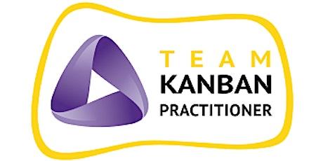 Certified Team Kanban Practitioner (TKP) tickets
