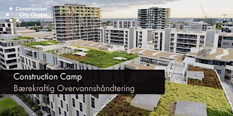 Construction Camp: Bærekraftig Overvannshåndtering tickets