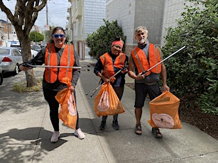 Russian Hill Neighbors - Autumn Leaves Challenge Cleanup tickets