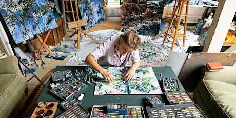 ONLINE TALK: with artist Tyga Helme tickets