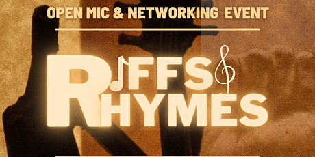 Riffs and Rhymes tickets