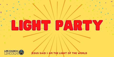 Blazing - Light Part! tickets