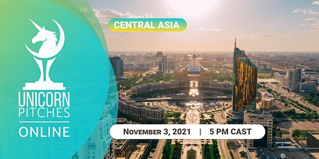 Unicorn Pitches in Central Asia tickets