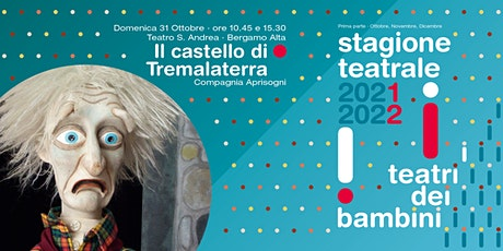 Il castello di Tremalaterra biglietti