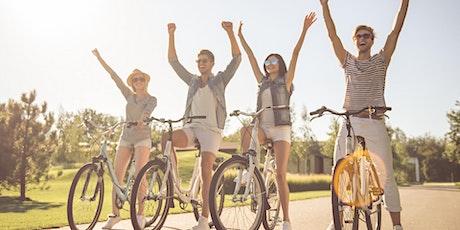 Biking around Phoenix Park tickets