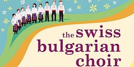 10-Jahres-Jubiläumskonzert Swiss Bulgarian Choir - 10th Birthday Tickets