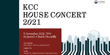 [KCC House Concert] End of Year Live Concert tickets