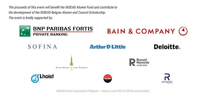 Innovator Prize Gala, INSEAD Alumni Association of Belgium image