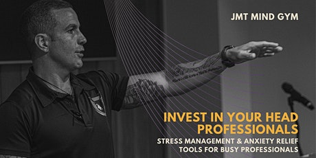 Invest in Your Head - Professional Performance tickets