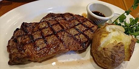 Veterans' Day Steak Dinner tickets