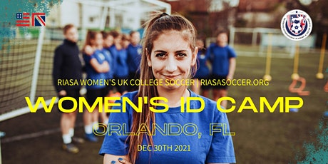 WOMEN'S SOCCER ID CAMP   ORLANDO SOCCER  CAMP   WOMEN'S COLLEGE SOCCER CAMP tickets