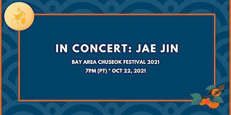 In Concert: Jae Jin tickets